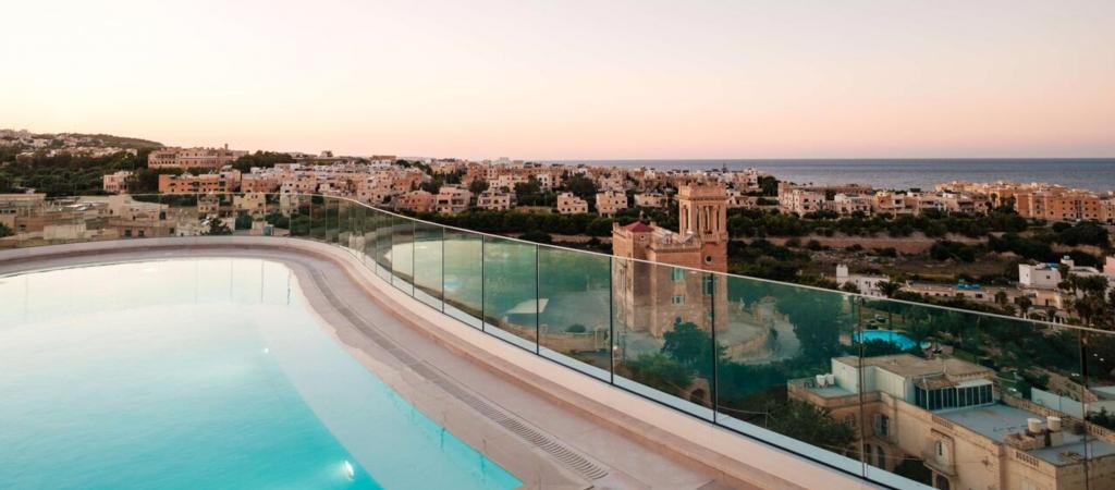 Hyatt Regency Malta, Pool 2