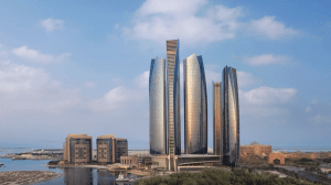 Conrad Abu Dhabi, Etihad Towers