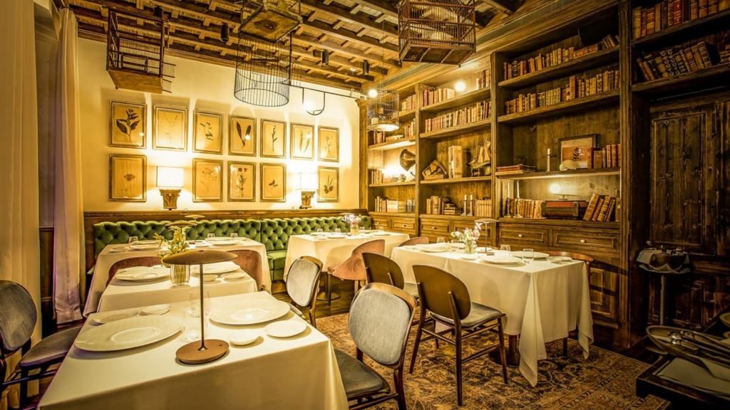 Can Bordoy Grand House Restaurant