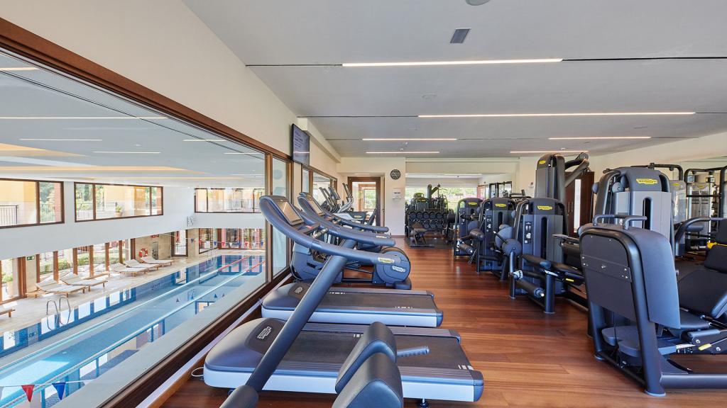Cap Vermell Grand Hotel Country Club Gym