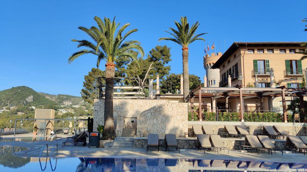 Castillo Hotel Son Vida Mallorca Außenpool 4