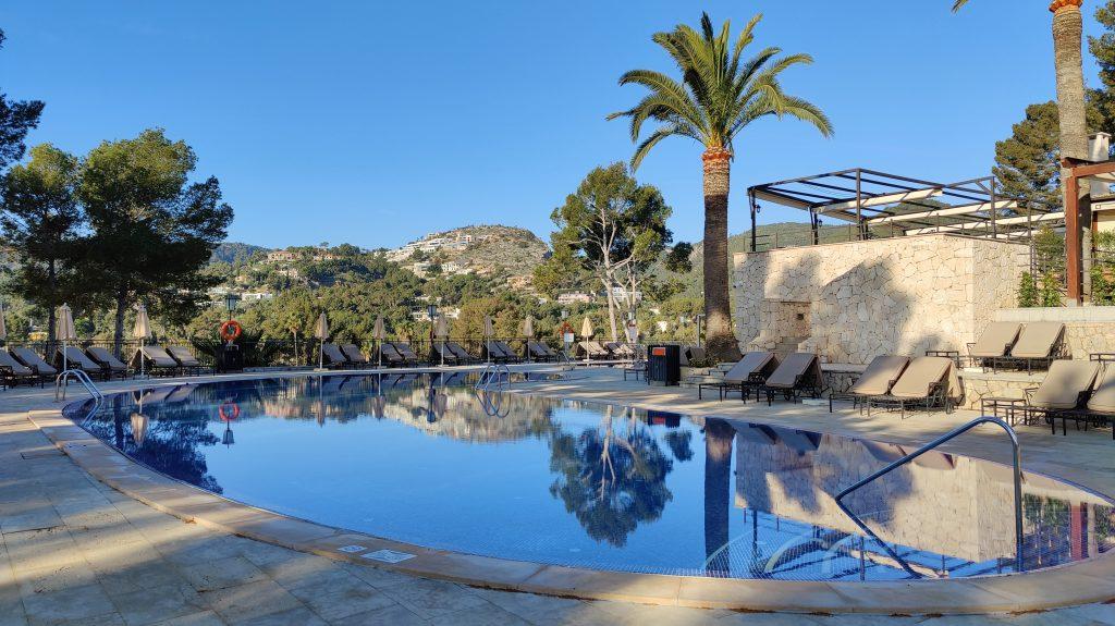 Castillo Hotel Son Vida Mallorca Außenpool 5
