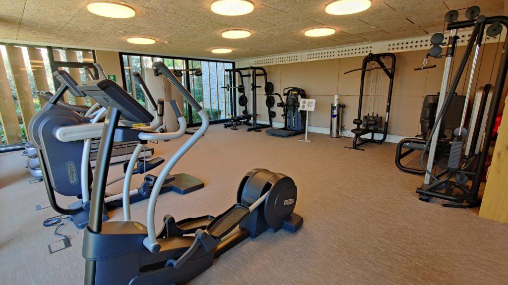 Castillo Hotel Son Vida Mallorca Fitness 5