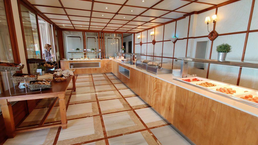 Castillo Hotel Son Vida Mallorca Frühstück Buffet 2