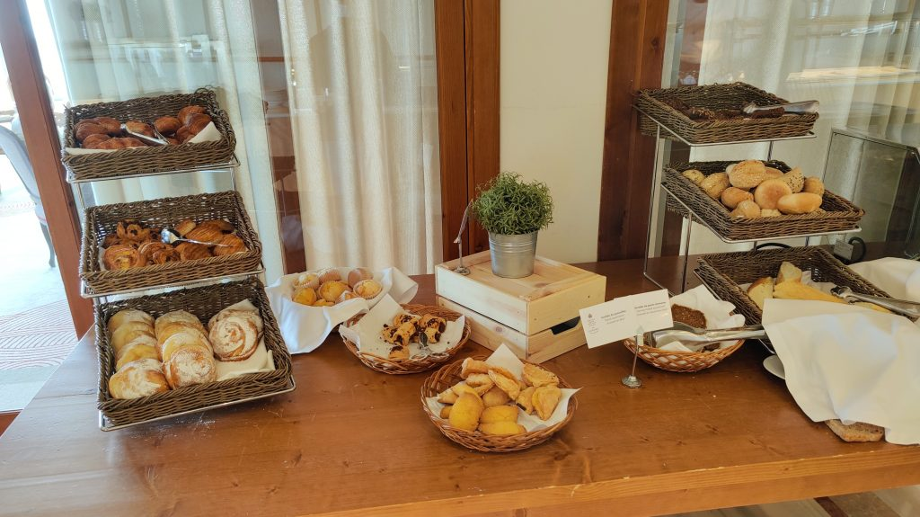 Castillo Hotel Son Vida Mallorca Frühstück Buffet 3