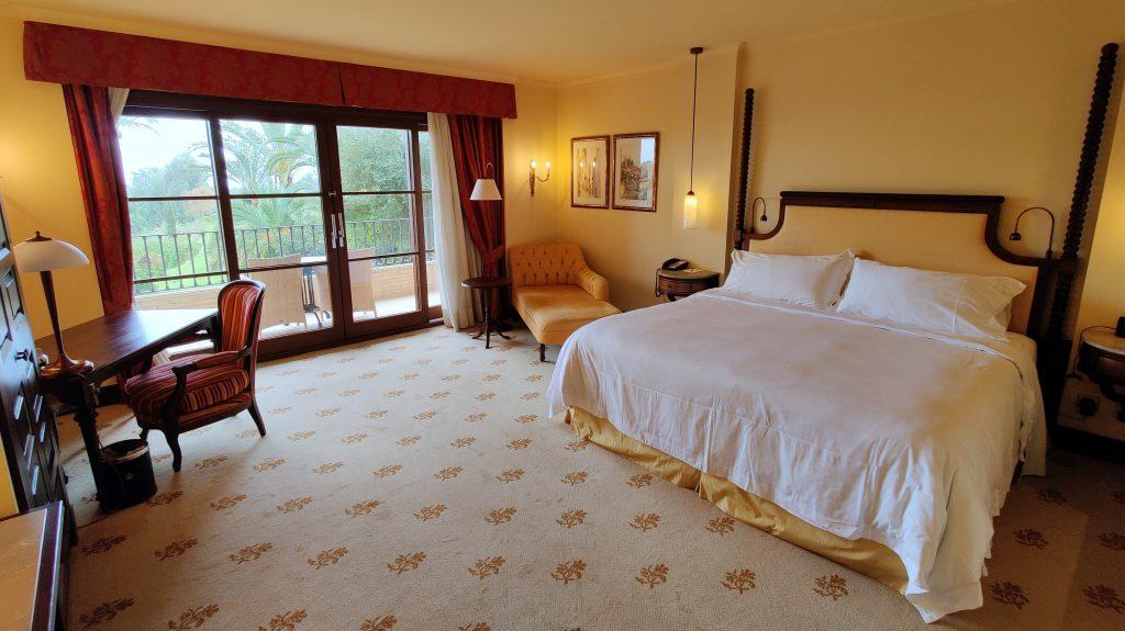 Castillo Hotel Son Vida Mallorca Zimmer