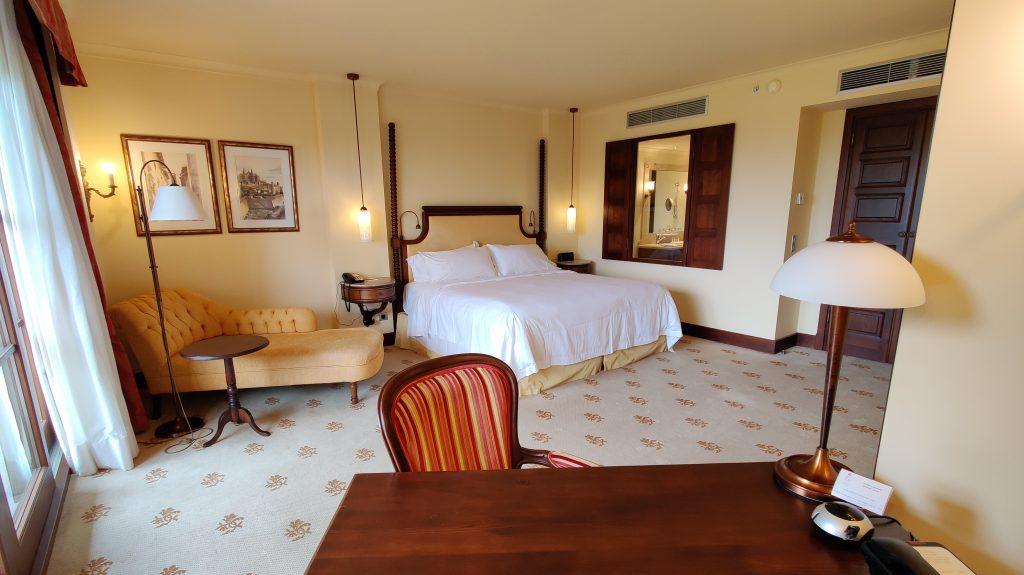 Castillo Hotel Son Vida Mallorca Zimmer 11