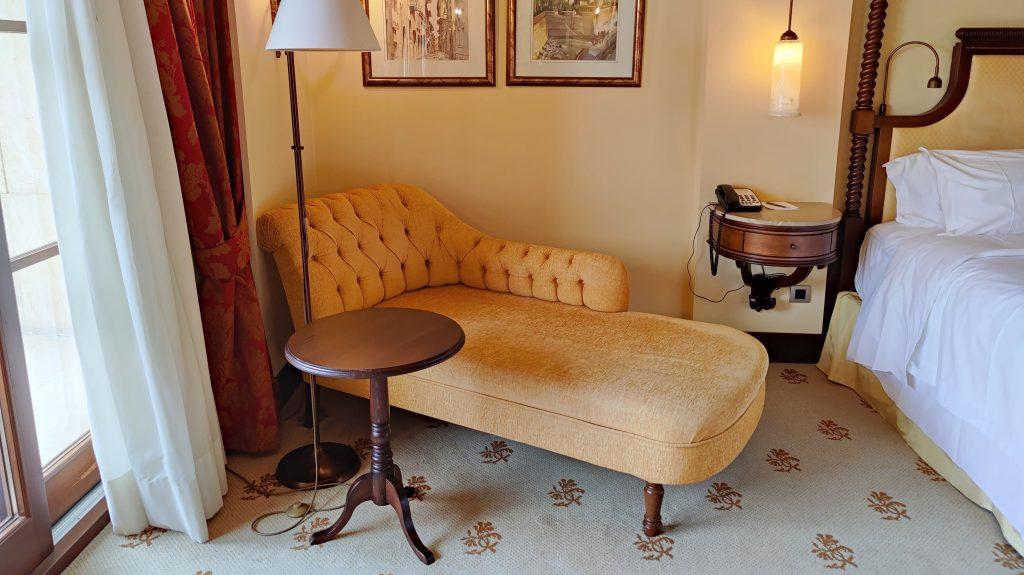 Castillo Hotel Son Vida Mallorca Zimmer 5