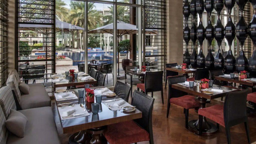 Café im Park Hyatt Abu Dhabi