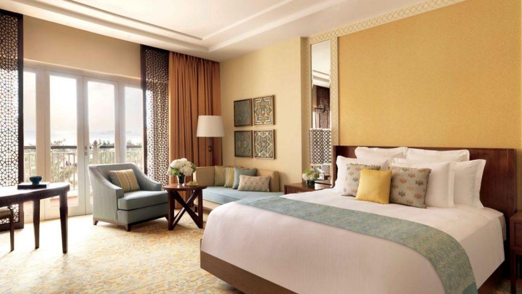 Deluxe Zimmer Ritz Carlton Dubai