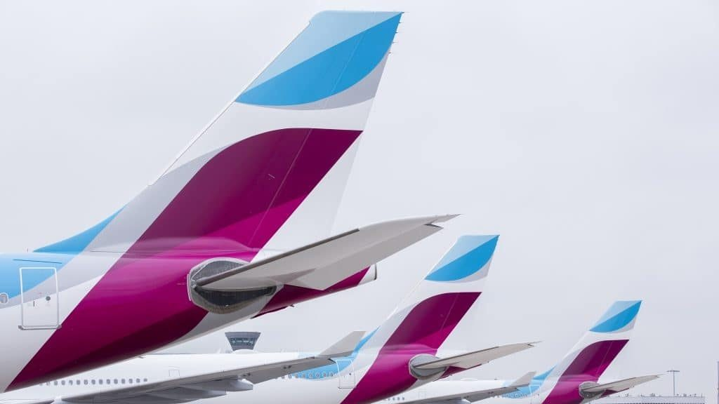 Eurowings A330 Tailfin Line Up 1024x683 Cropped