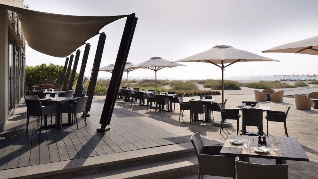 Beach House Park Hyatt Abu Dhabi