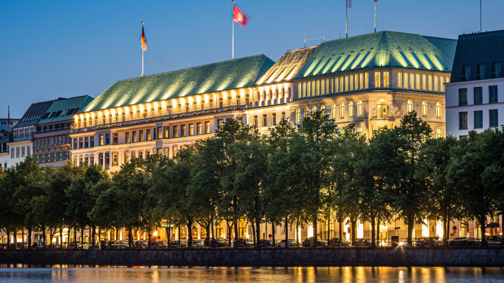 Fairmont Hamburg