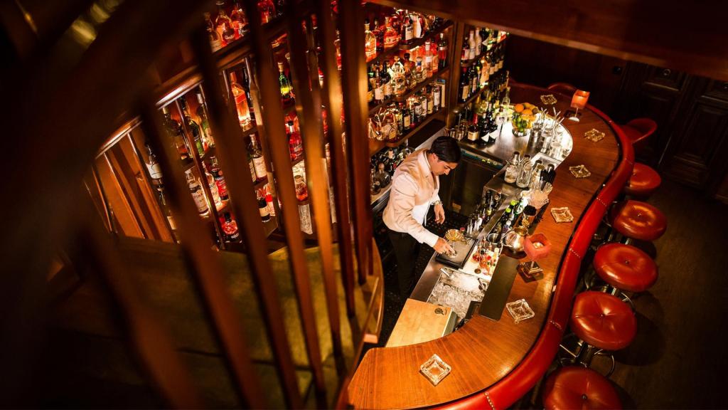 Fairmont Vier Jahreszeiten Hamburg Bar