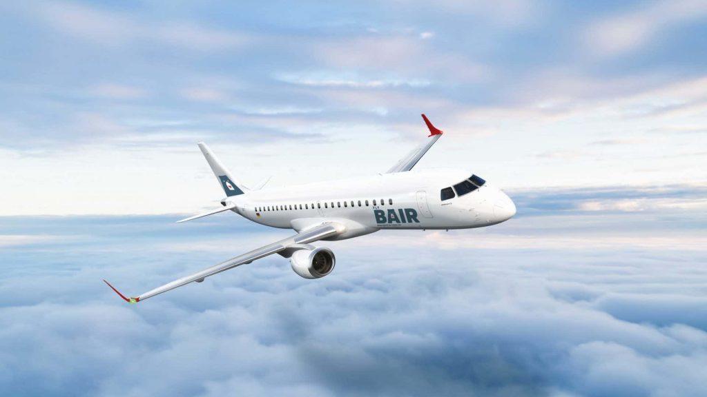 FlyBAIR Bern Airport Belp Cropped