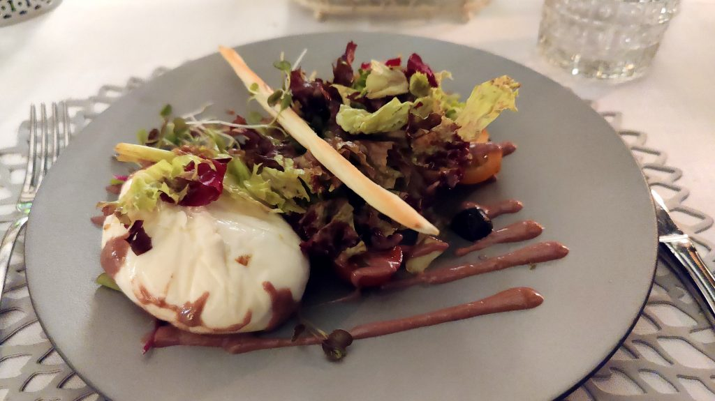 Hospes Hotel Maricel Mallorca Abendessen 9