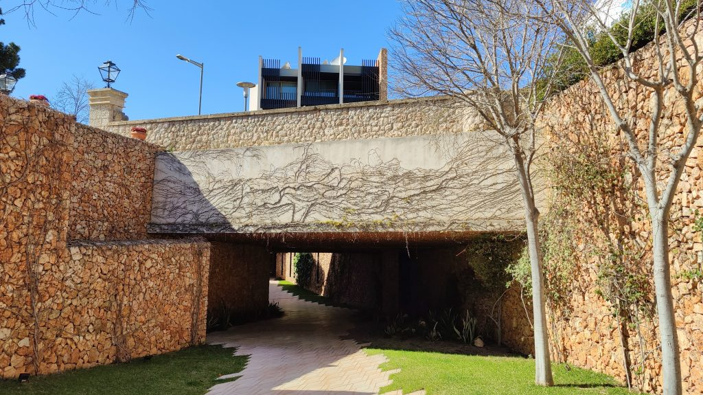 Hospes Hotel Maricel Mallorca Durchgang 2