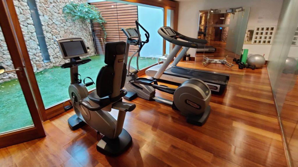Hospes Hotel Maricel Mallorca Fitness 3