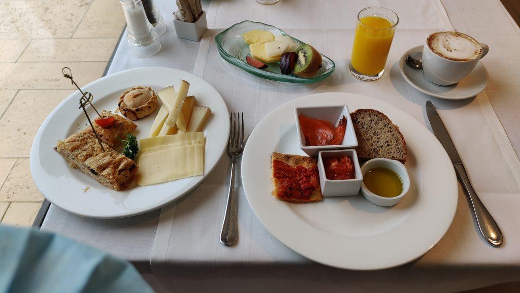 Hospes Hotel Maricel Mallorca Frühstück 3