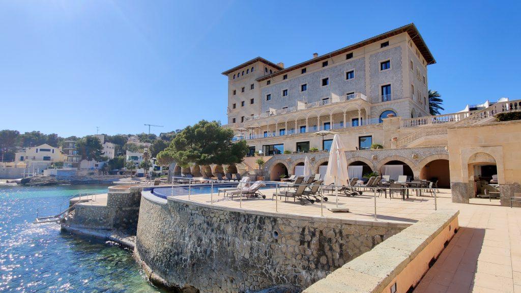 Hospes Hotel Maricel Mallorca Gebäude 2