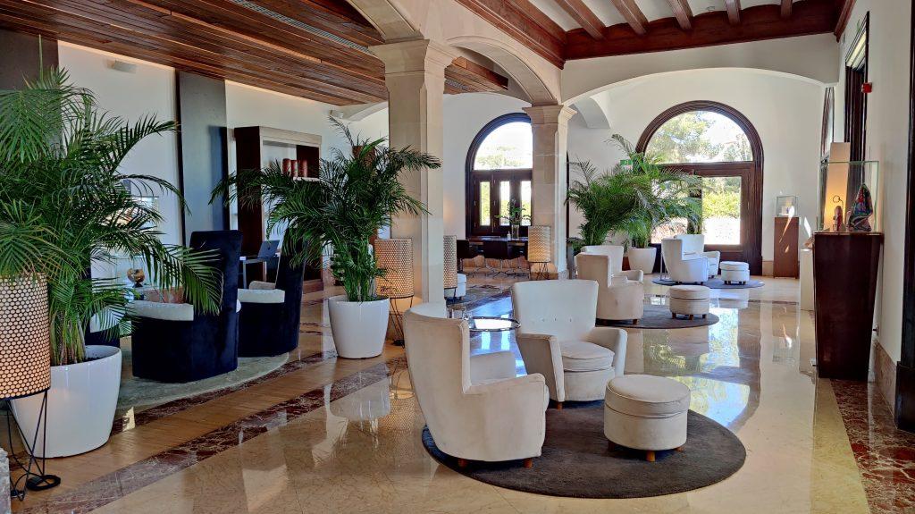 Hospes Hotel Maricel Mallorca Lobby