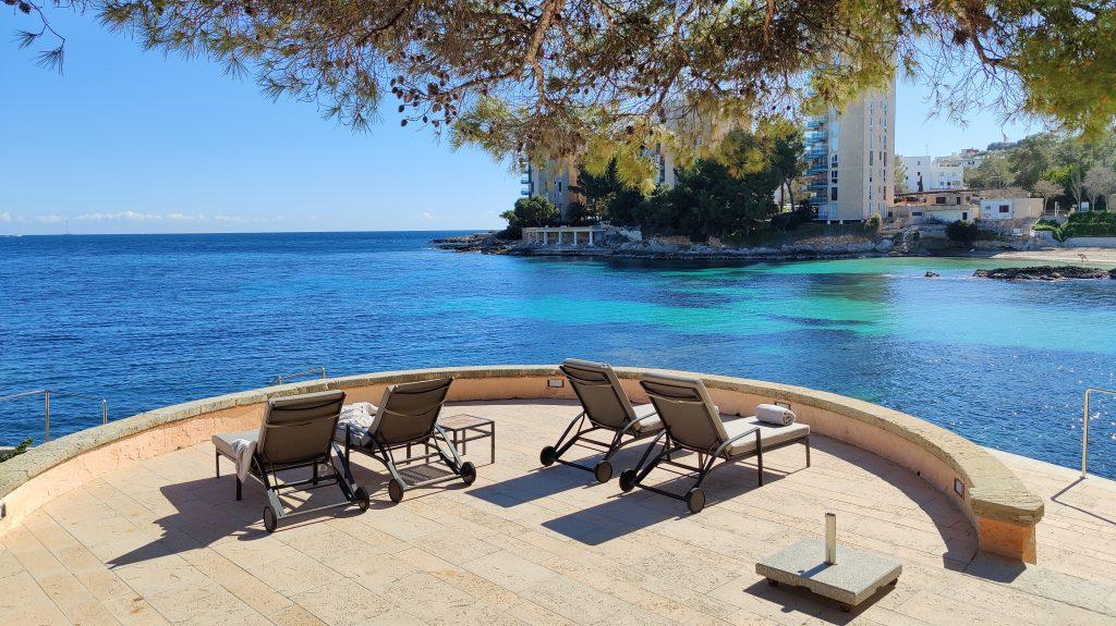 Hospes Hotel Maricel Mallorca Lounger 4