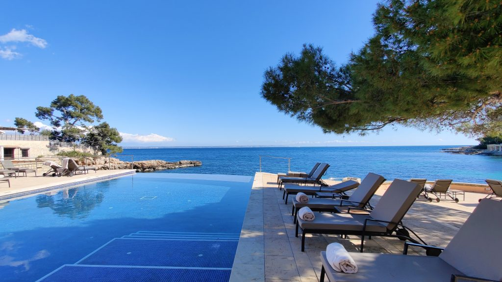 Hospes Hotel Maricel Mallorca Pool 12