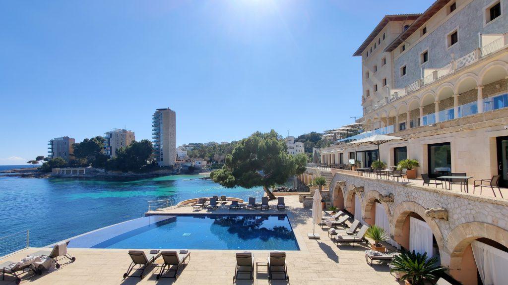 Hospes Hotel Maricel Mallorca Pool 7