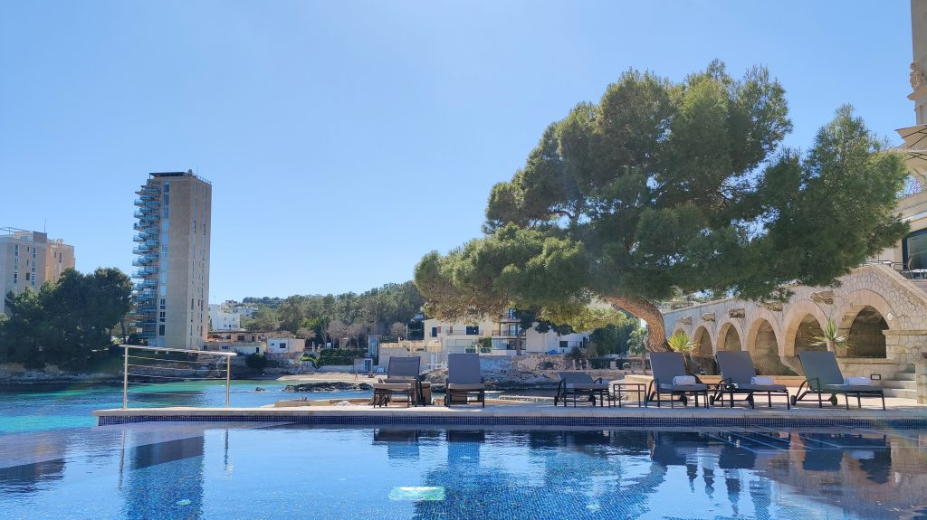 Hospes Hotel Maricel Mallorca Pool 9