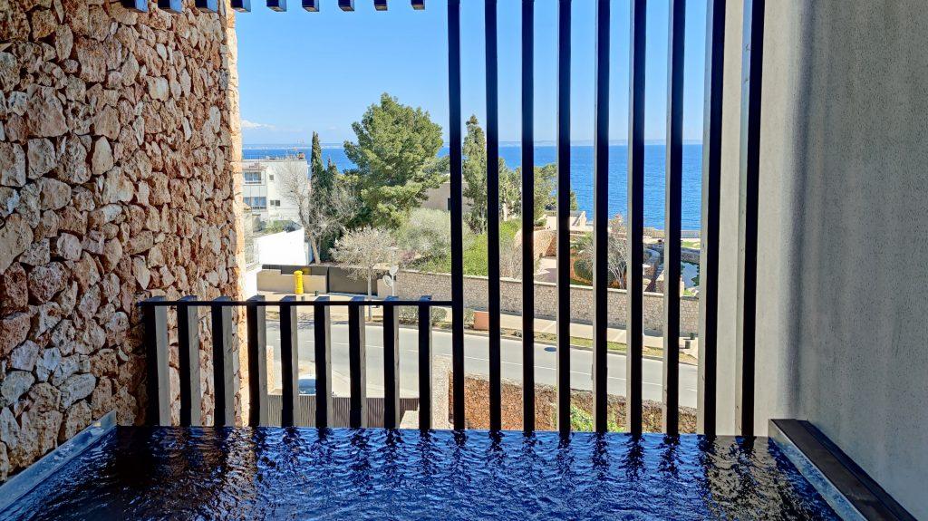 Hospes Hotel Maricel Mallorca Zimmer Balkon 2