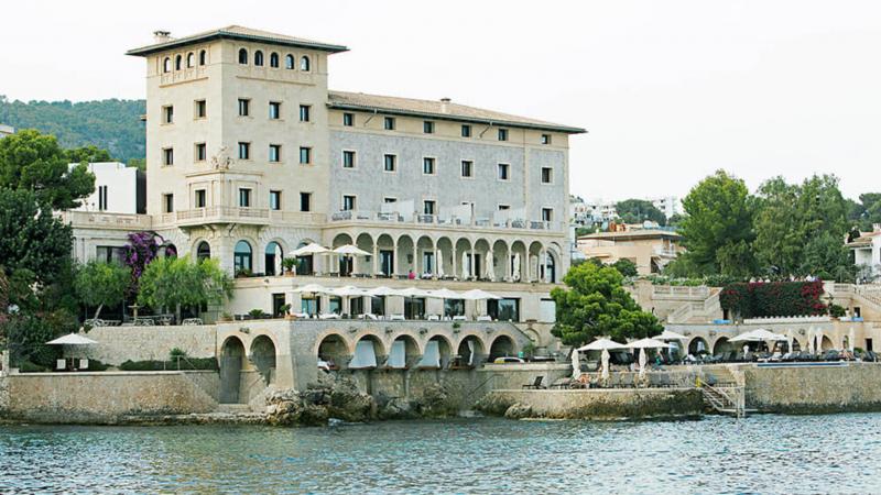 Hotel Hospes Maricel Spa Palma De Mallorca 1