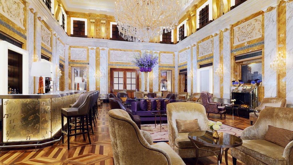Hotel Imperial Wien Lobby