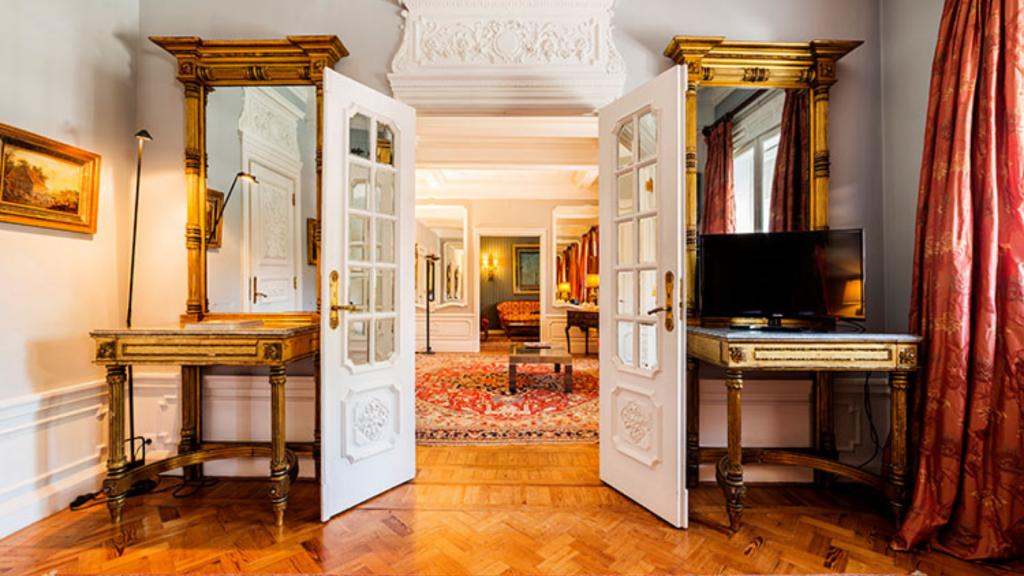 Hotel Infante Sagres Oporto Royal Suite
