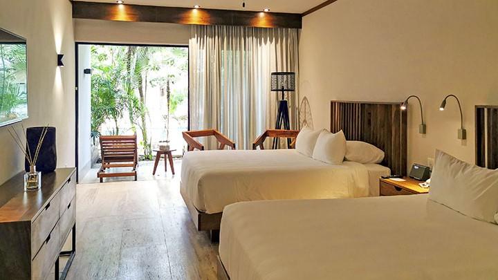 Habitación 2 del Hotel Libra