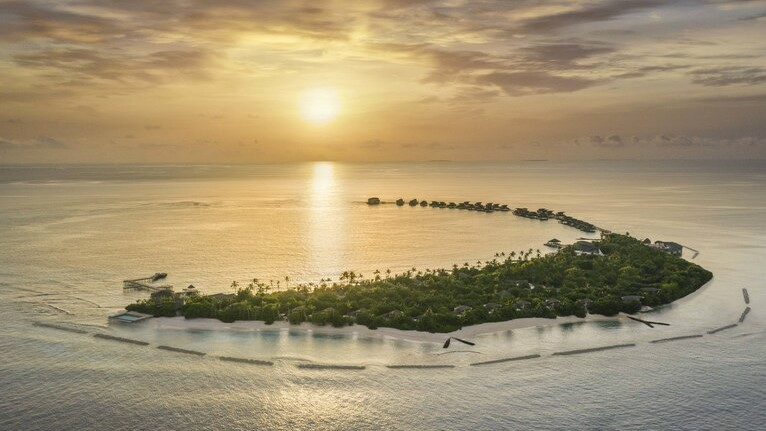 JW Marriott Malediven Luftbild (2)