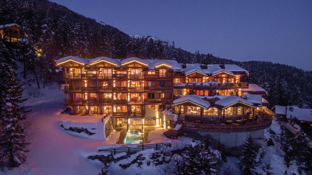LeCrans Hotel Spa