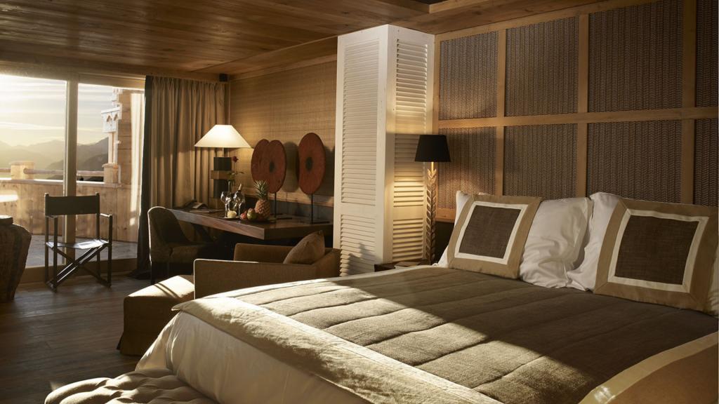 LeCrans Hotel Spa Suite Kilimandjaro