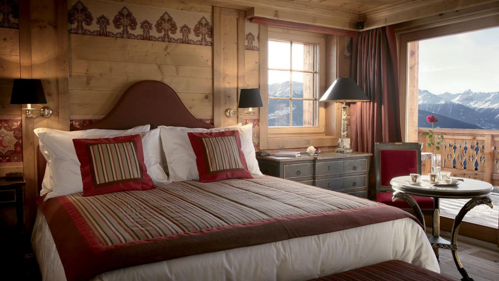 LeCrans Hotel Spa Suite Oural