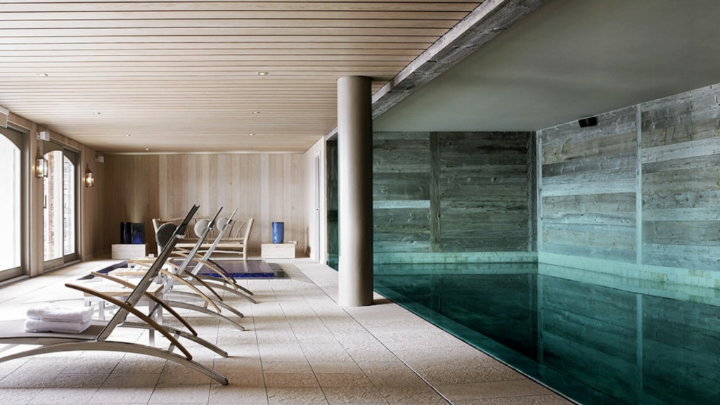 LeCrans Hotel Spa Wellness