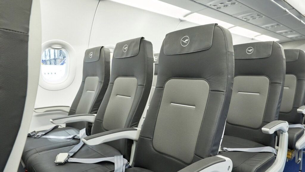 Lufthansa Kurzstrecke Business Class