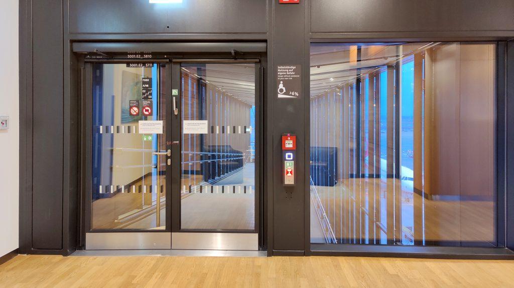 Lufthansa Lounge Berlin Gate