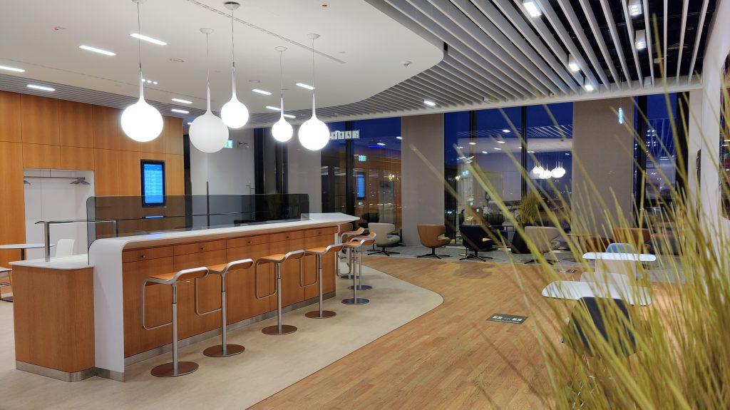 Lufthansa Lounge Berlin Sitzgelegenheiten 2