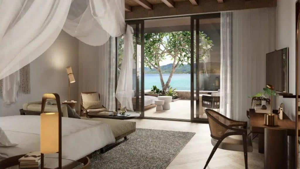 Mango House Seychelles Zimmer