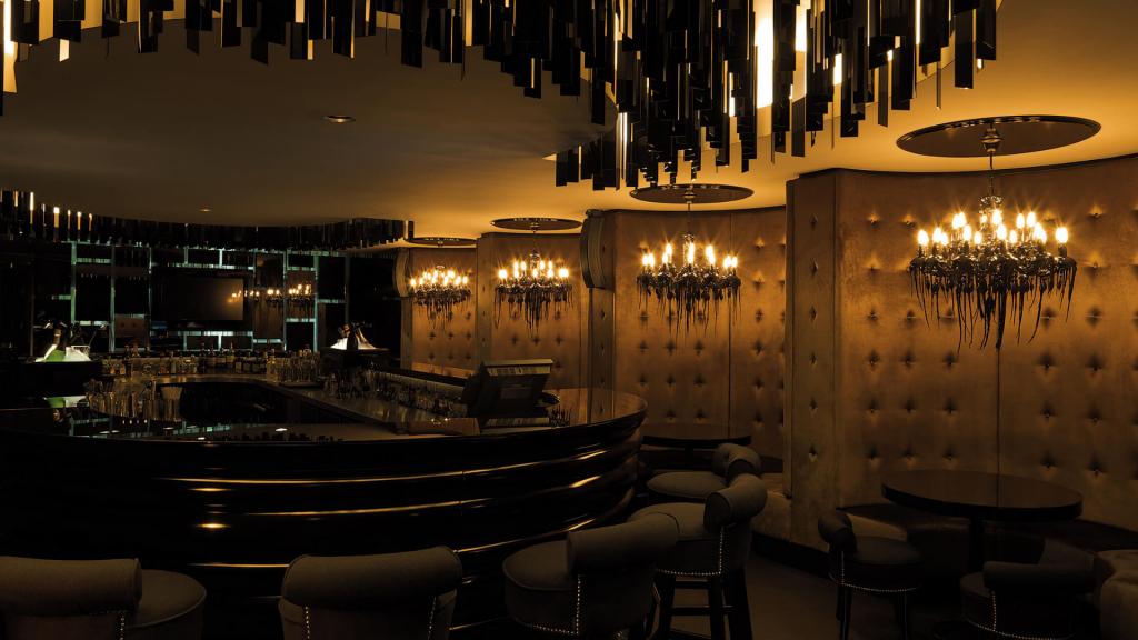 Roomers Frankfurt Bar