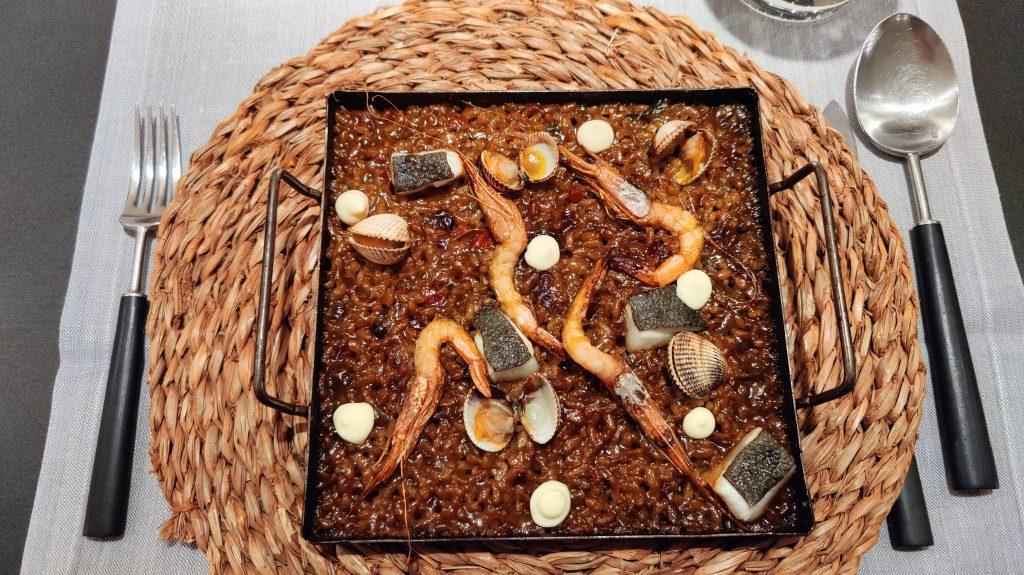 Sant Francesc Hotel Singular Palma De Mallorca Abendessen