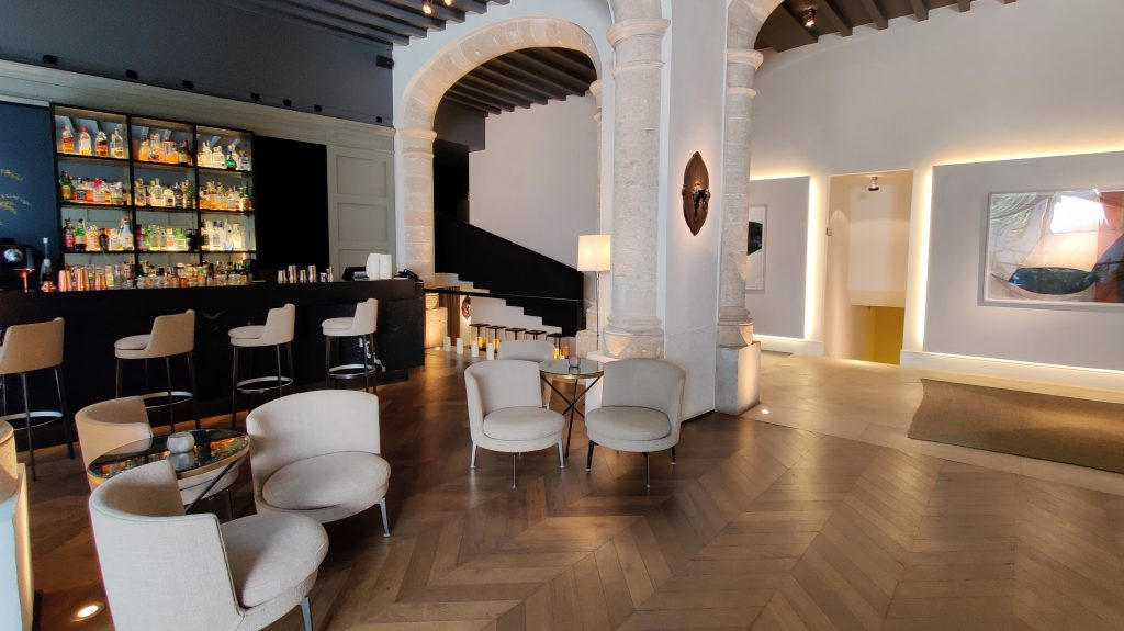 Sant Francesc Hotel Singular Palma De Mallorca Bar 2