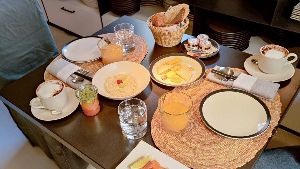 Sant Francesc Hotel Singular Palma De Mallorca Frühstück 2