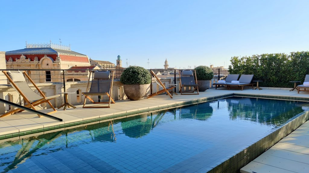 Sant Francesc Hotel Singular Palma De Mallorca Pool 11