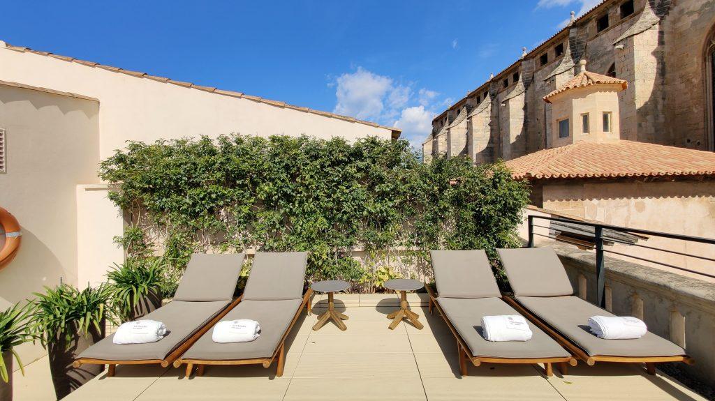 Sant Francesc Hotel Singular Palma De Mallorca Pool 2