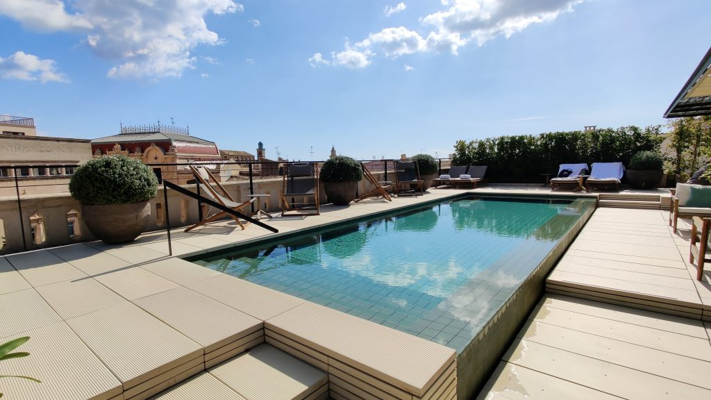 Sant Francesc Hotel Singular Palma De Mallorca Pool 3